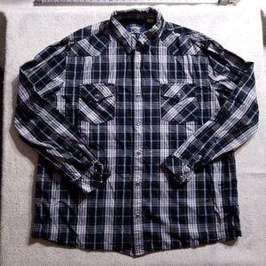 Signature Levi Premium Pearl Button Down Shirt